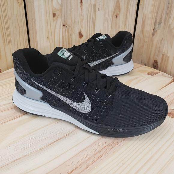 1106b22ecf40 NIKE Mens Lunarglide 7 Flash RUNNING Shoes  591